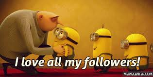 minion followers